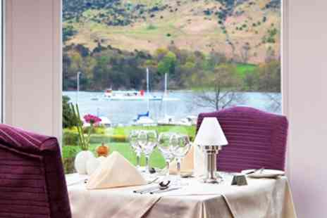 Lake View Restaurant - Picturesque Lakes Lunch and Bubbly for 2 - Save 43%