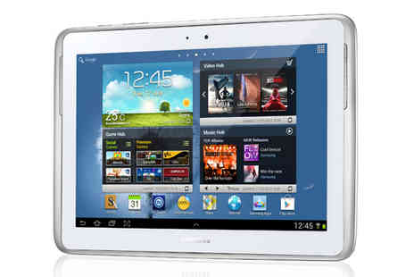 MSE Group - Samsung Galaxy Note 10.1� White Tablet - Save 39%