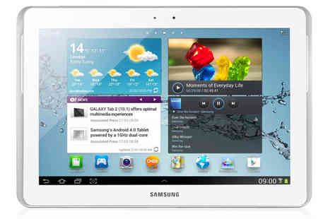 "MSE Group - Samsung Galaxy Tab 2 10.1"" Tablet - Save 28%"