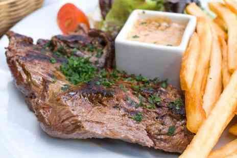 Rodizio Britannia - All you can eat Brazilian prime rodizio for one person - Save 54%