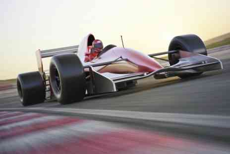 Top Tourisme - Spanish Grand Prix  Two Nights With F1 Race Tickets and Breakfast For Two  - Save 50%