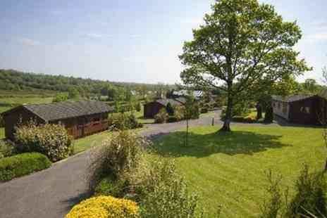 Kilcorby Log Cabins - Three Night Stay For Up to Six  - Save 52%