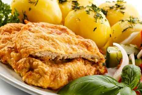 The Old Queens Head - Two Course Czech Meal For Two - Save 49%