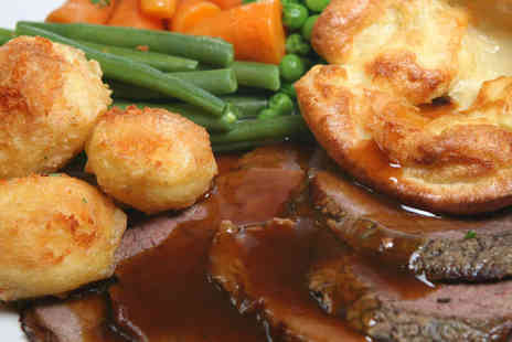 Burn Hall - Traditional Sunday Roast for Two - Save 50%