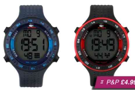 Bellarossa Fashion -  No Limits Alleyoop digital watch  - Save 61%