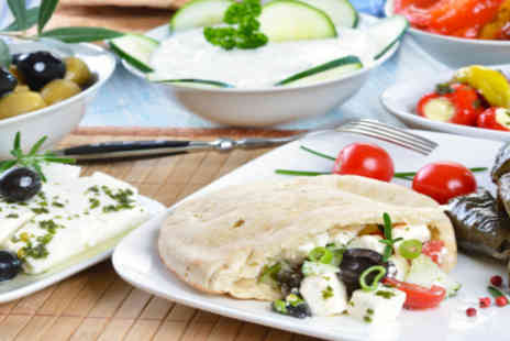 Othellos Greek and Mediterranean Cuisine - Dine For Two - Save 50%