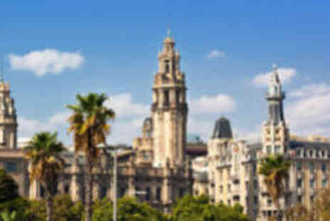 Iwholidays.co.uk - Three night city break in Barcelona - Save 55%