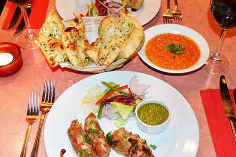 Balle Balle - Spend on Indian Food and Drink for Two People - Save 50%