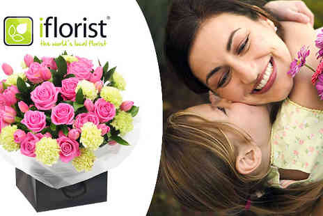 iFlorist - Mothers Day Bouquet - Save 50%