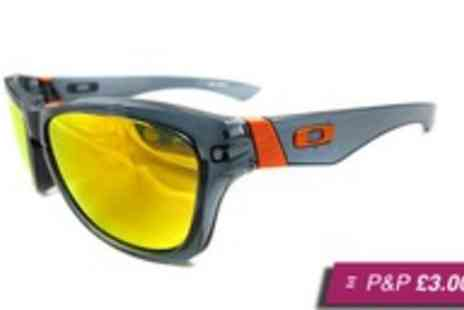 Discounted Sunglasses - Pair of Oakley Jupiter sunglasses - Save 27%