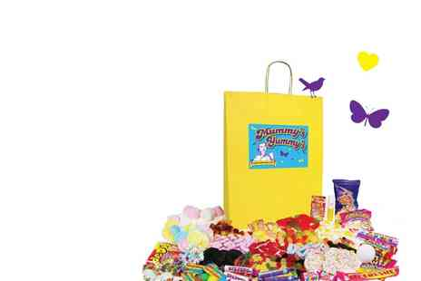 Mysweetyjar - Mummys Yummys Retro Sweets Bag  - Save 48%