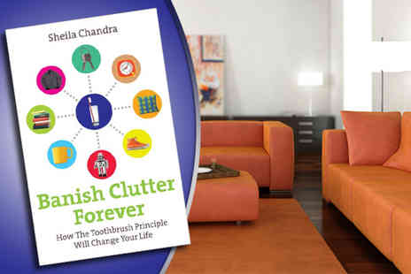 Random House Group - Paperback copy of Banish Clutter Forever - Save 50%