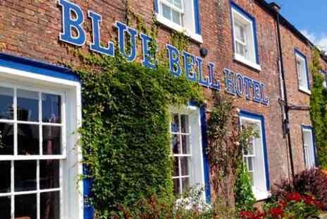 Blue Bell Hotel - One Nights For Two With Breakfast - Save 44%