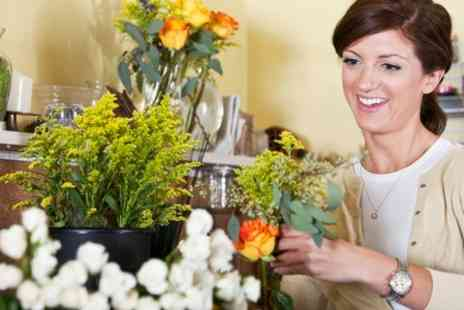 School of Floristry -  Mothers Day Themed Class - Save 61%