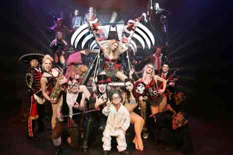 The Circus of Horrors -  Ticket With Brochure Circus show  - Save 50%