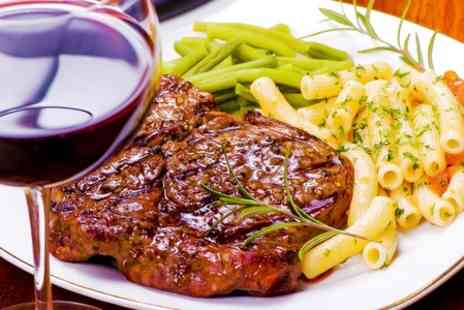 The White Lion - Steak Meal For Two  - Save 50%