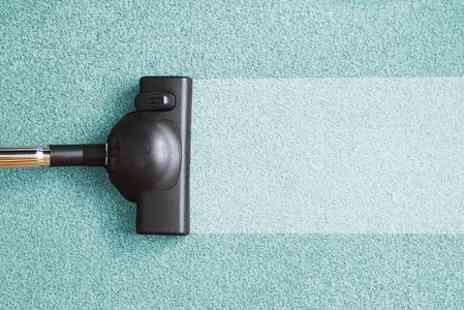 Quality Matters Cleaning Services - Carpet Cleaning Two Rooms Stairs and Hallway - Save 74%