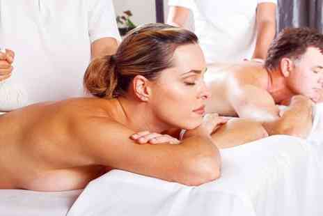 Spritz Me - One Hour Full Body Couples Massage  - Save 47%
