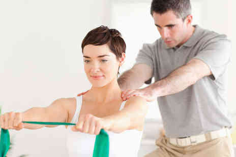 Evolution Osteopathy - Osteopathy Consultation and Initial Treatment and Follow Up Treatment - Save 72%