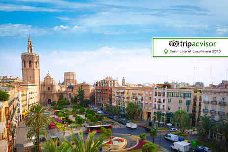 World Bound - Two night Valencia break including flights & breakfast - Save 42%