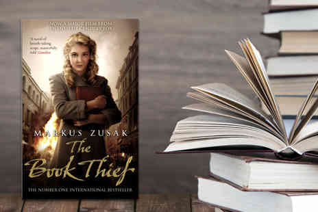 Random House Group  - Paperback copy of The Book Thief - Save 50%