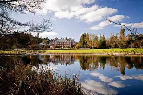 Lynford Hall Hotel - One night stay for 2 including 2 course dinner and breakfast - Save 45%