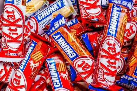 My Planet Online - 24 Kit Kat Chunky Bars - Save 48%