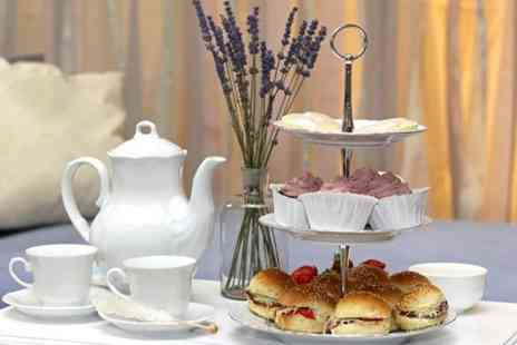 The Lavender - Spring Afternoon Tea For Two - Save 0%
