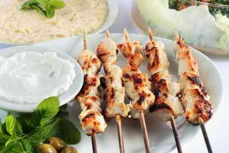 Mangal - Three Course Turkish Meal For Two - Save 54%