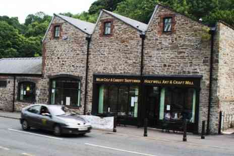 The Mill On The Hill - Rarebit and Bara Brith For Two  - Save 39%
