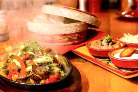 Juan Chihuahua - Mexican Meal With Margaritas For Two  - Save 55%