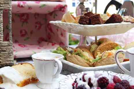The Cock Inn - Champagne Afternoon Tea For - Save 50%