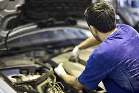 Car Surgeon - 54 Point Check Service With Oil and Filter Change - Save 70%