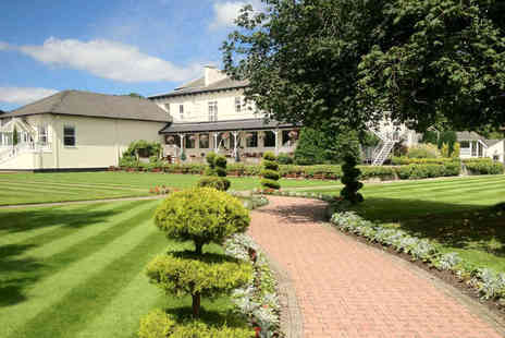 Thornton Hall Hotel and Spa - A Haven of Relaxation in Leafy Cheshire - Save 48%