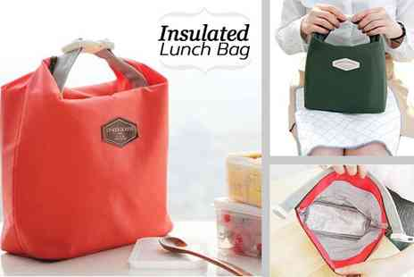 WooHooDeal - Thermal Insulated Lunch Bag  - Save 60%