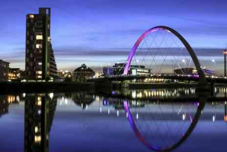 Glasgow City Flats - Two Nights For Two  - Save 50%