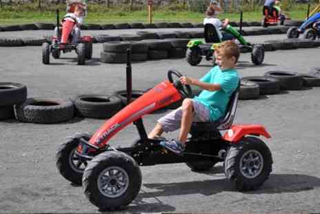 Wellsfield Farm Park: -  Entry For Family of Four  - Save 47%