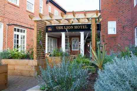 Best Western The Lion Hotel - One Night stay For Two With Breakfast and Prosecco - Save 63%