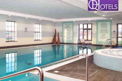 The Cambridge Belfry - Spa Day Pass for Two with Refreshments - Save 72%