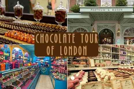 Celebrity Planet - Mothers Day Special Chocolate  Tour of London - Save 50%