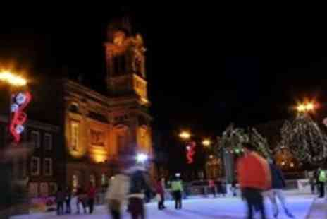 Derby Christmas Ice Rink 2011 - Ice Skating Tickets for Two - Save 56%