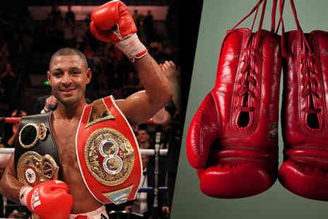 MDG Events - Silver ticket to an evening with professional boxer Kell - Save 51%