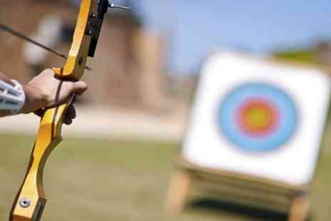 Blackburn Archery - Archery Taster Session For One - Save 33%