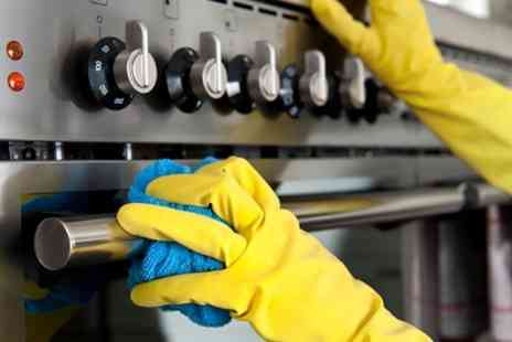 The Clean Team - Oven Clean  - Save 52%