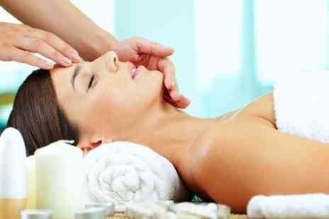 DEnza Hair and Beauty - Massage With Manicure  - Save 59%