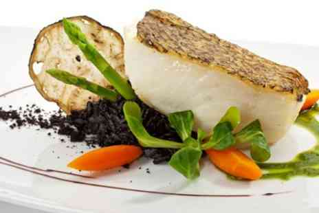 2 Kozy Restaurant - Two Courses of European Fare With Wine For Two - Save 59%