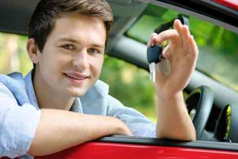 Driving Centre - Four Driving Lessons - Save 75%