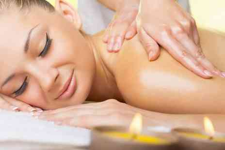Beauty Beneath Salon - Full Body Massage and Steam Facial - Save 65%