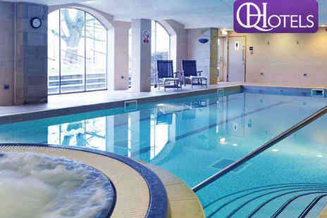 The Hampshire Court Hotel - Spa Day Pass for Two  - Save 62%