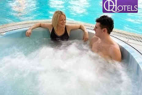 The Park Royal Hotel - Spa Day Pass for Two with Refreshments - Save 62%